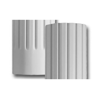 Whole Column Fluted 7 Inch WC-9024-FS