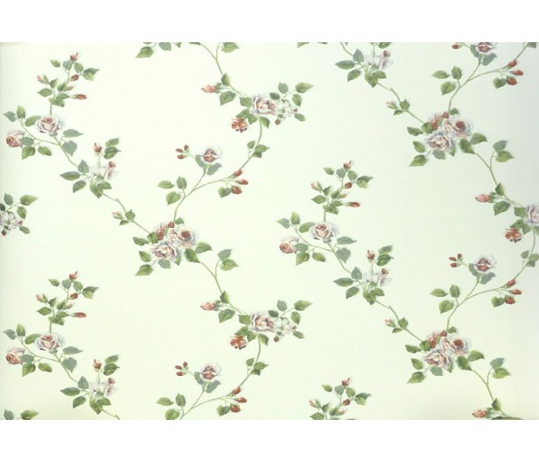 Floral Wallpaper WD24777