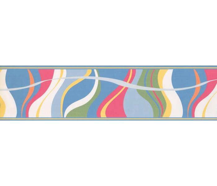 Contemporary Wall Borders: Contemporary Wallpaper Border 9351 WK