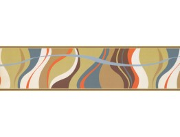 Contemporary Wallpaper Border 9359 WK