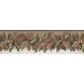 Garden Wallpaper Borders: Garden Wallpaper Border 5576 WL