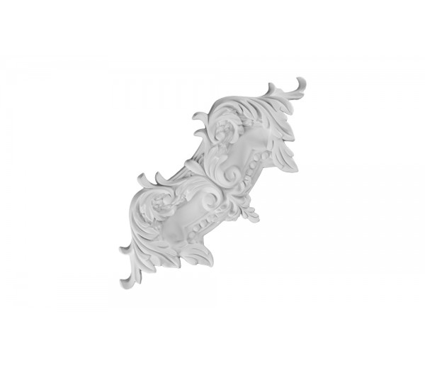 Ceiling and Wall Relief WR-9009A Corner