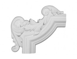 Ceiling and Wall Relief - WR-9015L Corner