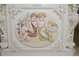 Ceiling and Wall Relief - WR-9022A Corner