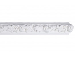 Ceiling and Wall Relief 1-15/16 inch WR-9028 Flat Molding