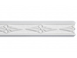 Ceiling and Wall Relief 1-3/4 inch WR-9048 Flat Molding