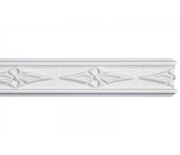 Ceiling and Wall Relief WR-9048 Flat Molding Brewster Wallcoverings