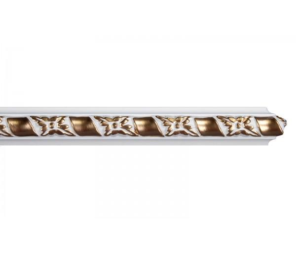 Crown Moldings: Flat Molding WR-9061 WG