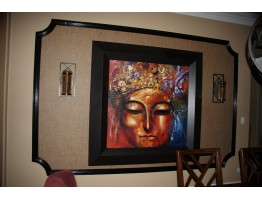 Ceiling and Wall Relief - WR-9093 Molding