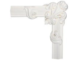 Ceiling and Wall Relief - WR-9093A Molding Corner