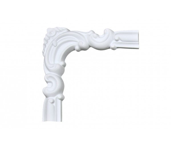 Ceiling and Wall Relief: WR-9139A Flat Molding Corner