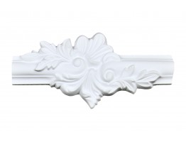 Ceiling and Wall Relief - WR-9139B Flat Molding Corner