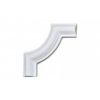 Ceiling and Wall Relief - WR-9139C Flat Molding Corner