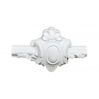 Ceiling and Wall Relief - WR-9139H Flat Molding Corner