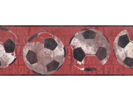 Sports Ball Wallpaper Border 3172 ZB