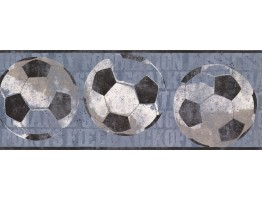 Sports Ball Wallpaper Border 3173 ZB