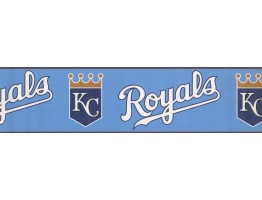 Royals Wallpaper Border 3364 ZB