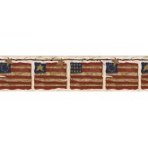 Clearance: Contemporary Wallpaper Border HIC0012