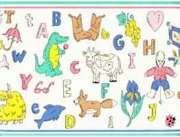 Animals Wallpaper Border BCB333