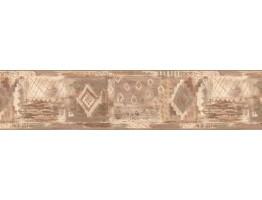 Contemporary Wallpaper Border MV1011B