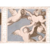 Clearance: Faith and Angels Wallpaper Border b1017jd
