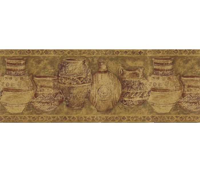 Clearance: Kitchen Wallpaper Border MV1023B