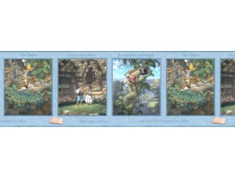 Prepasted Wallpaper Borders - Kids Wall Paper Border b103354