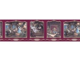Fairy Tales Wallpaper Border b103414
