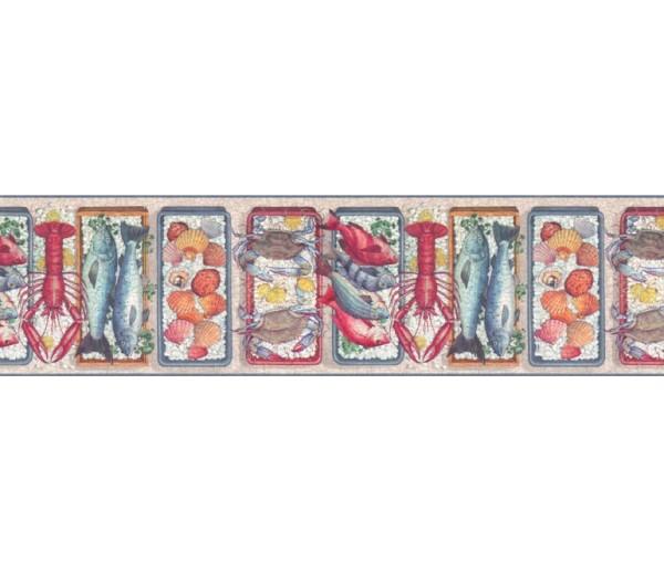 Sea world Wallpaper Border b103741