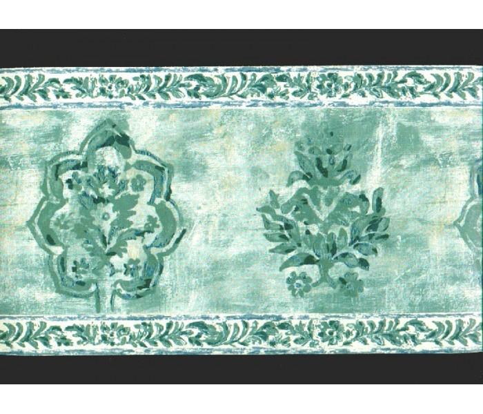 Vintage Wallpaper Borders: Vintage Wallpaper Border b133229