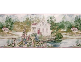 Country Wallpaper Border B148223