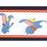 Clearance: Animals Wallpaper Border b2012kwl