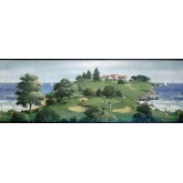Clearance: Country Wallpaper Border B2253PG