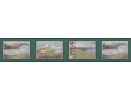 6 7/8 in x 15 ft Prepasted Wallpaper Borders - Sports Wall Paper Border B2264TN