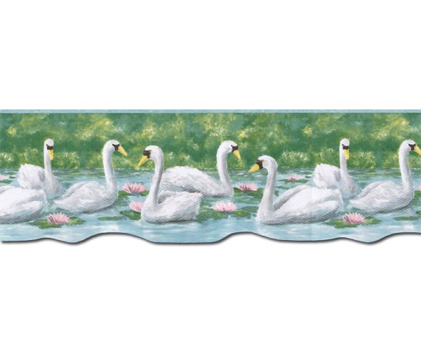Clearance Birds Wallpaper Border PT24019B  Chesapeake Wallcoverings