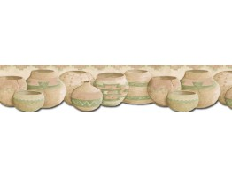 Country Wallpaper Border B25004