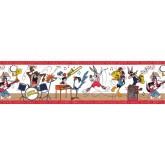 Clearance: Cartoons Wallpaper Border LT2501B