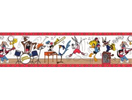 Cartoons Wallpaper Border LT2501B