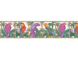 Birds Wallpaper Border B27190