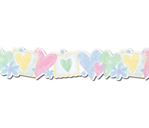 Clearance: Kids Wallpaper Border JFM2806DB