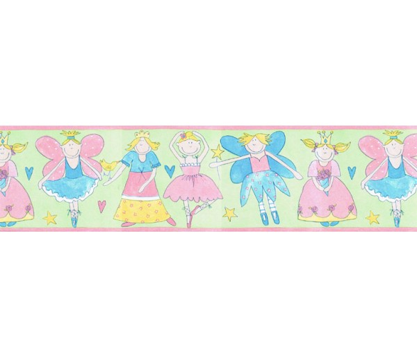 Clearance: Angels Wallpaper Border JFM2823B