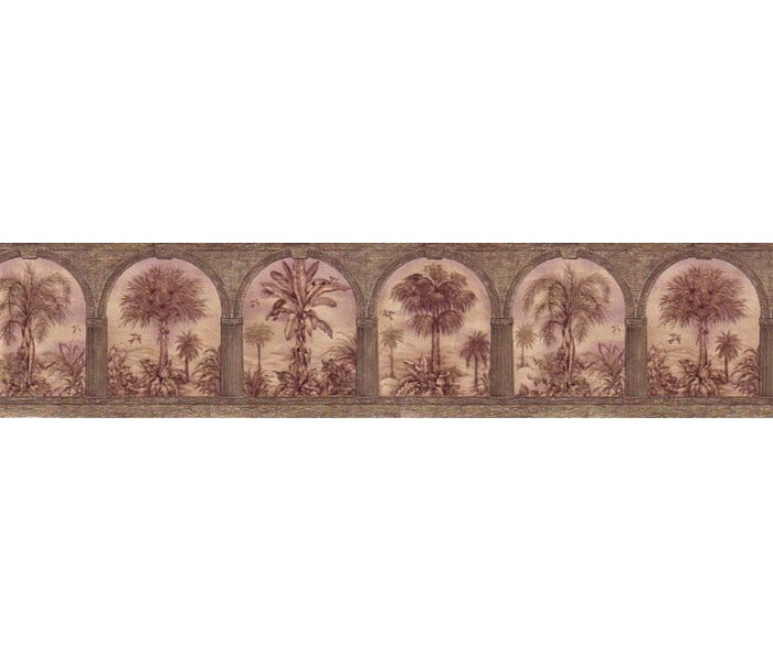 Clearance: Country Wallpaper Border B29579