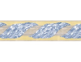 Prepasted Wallpaper Borders - Vintage Wall Paper Border ZA30128