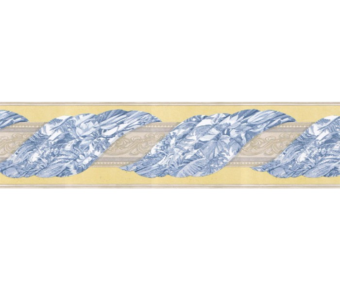 Clearance: Vintage Wallpaper Border ZA30128