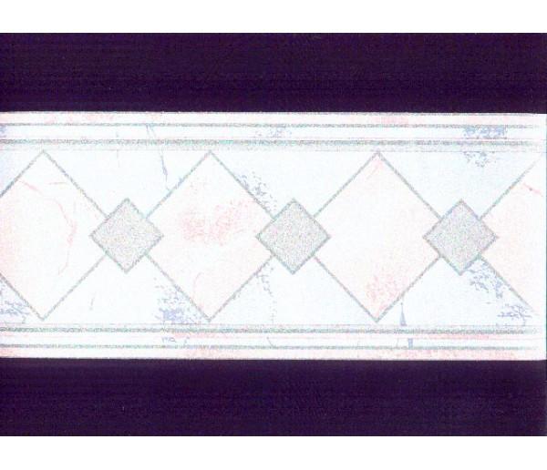 Contemporary Wall Borders: Contemporary Wallpaper Border WB3181