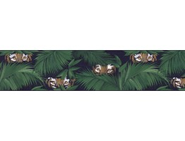 Prepasted Wallpaper Borders - Animals Wall Paper Border B33952