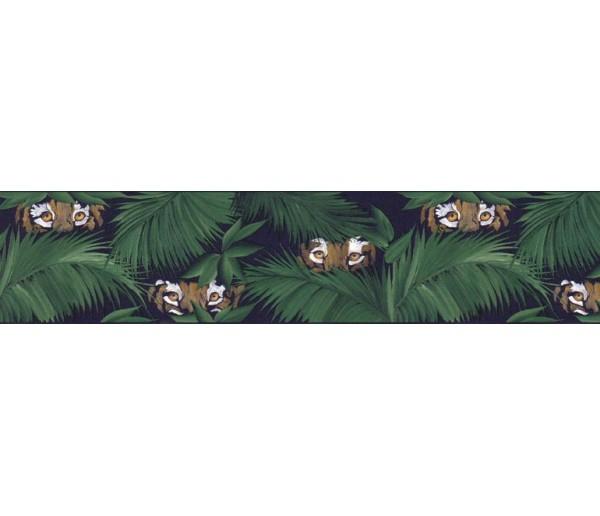 Jungle Wallpaper Borders: Animals Wallpaper Border B33952