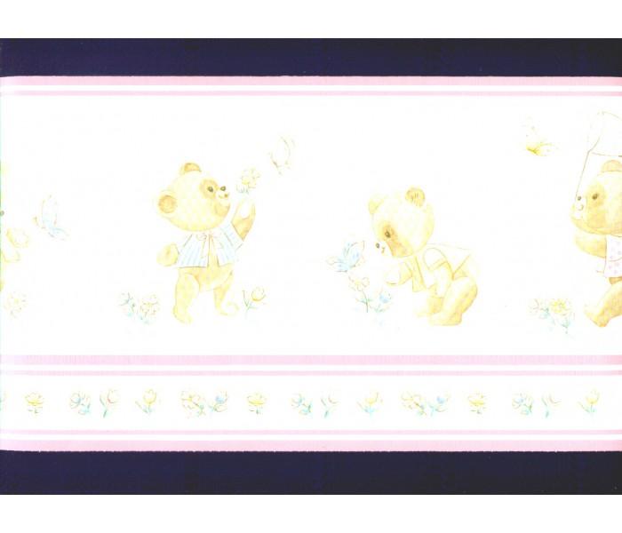 Clearance: Kids Wallpaper Border b356lmr