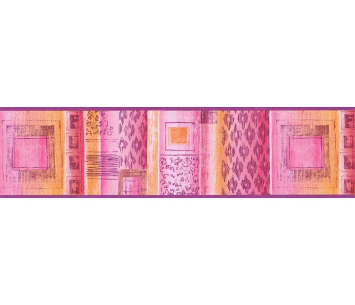 Clearance: Contemporary Wallpaper Border TW38006B
