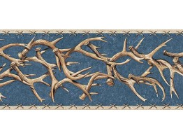 Prepasted Wallpaper Borders - Country Wall Paper Border TA39014B